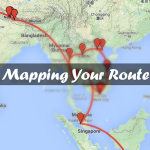 Mapping your Travels