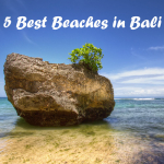 5 Best Beaches in Bali