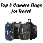 Top 8 Camera Bags for Travel