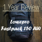 1 Year Review: Lowepro Fastpack 150 AW