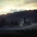 The mists of Glendalough