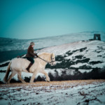Horse Rider Photography with Sony a7ii